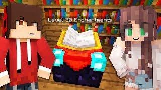 How to make the BEST Enchanting Room in MINECRAFT!! (Best Design EVER)
