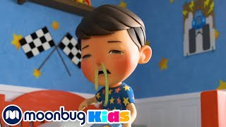 Go Away, Sneezes Go Away | +More Nursery Rhymes & Kids Songs | Compilation | Little Baby Bum