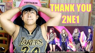 2NE1 OFFICIAL DISBAND REACTION #THANKYOU2NE1