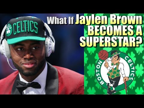What If Jaylen Brown becomes a SUPERSTAR on the Boston Celtics?
