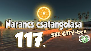 Narancs csatangolása See City-ben : 117 - #TEK
