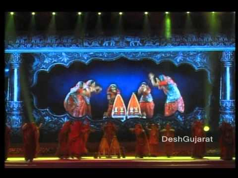 Navshakti Gurjari - A musical drama performance on Navratri in Ahmedabad, Gujarat