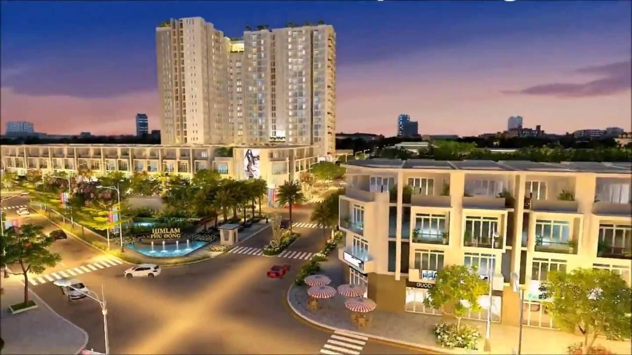 Phim giới thiệu dự án đất nền căn hộ Him Lam Phú Đông – canhohimlamphudong.vn