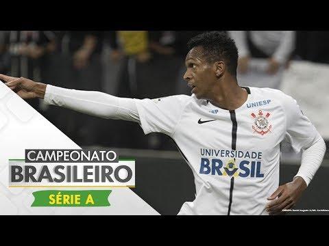 Melhores Momentos - Corinthians 3 x 0 Bahia - Campeonato Brasileiro (22/06/2017)