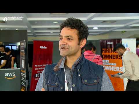 Interview - Ravinder K Sharma, Global Sr. Director - Analytics at AB InBev - MLDS2019