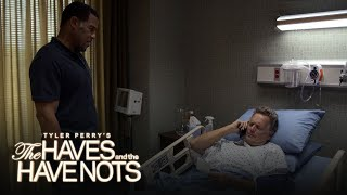 Jim and David Find Wyatt's Location | Tyler Perry's The Haves and the Have Nots | OWN