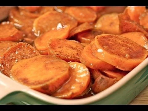 How do i make candied yams in the oven