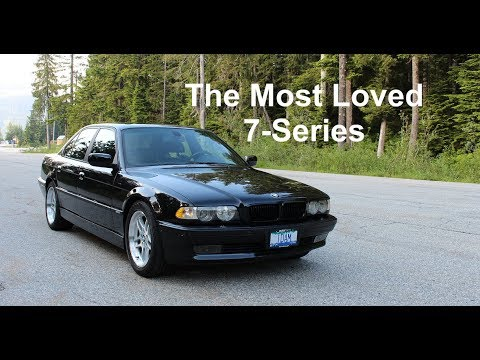 I Purchased The MOST LOVED BMW 7 Series - E38 740i M-Sport Quick Tour