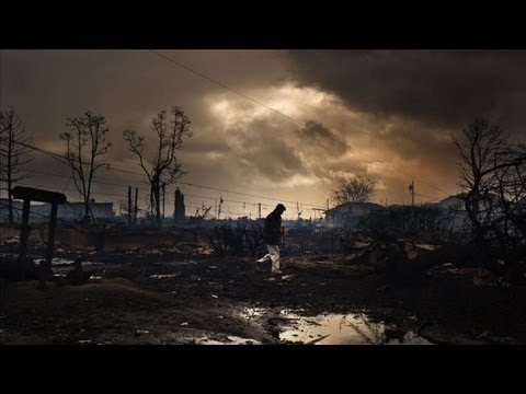 Hurricane Sandy: As It Happened
