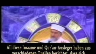 Imam Mahdi, Jesus, Messias ist bereits erschienen Teil 1/4
