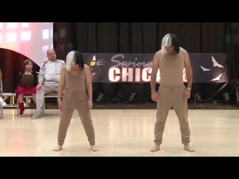 Swing City Chicago Strictly Champions Halloween Pro Strictly Show