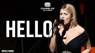 Video Hello - Adele by Nicole Cross live from Elbphilharmonie Hamburg | #CALIC2018 download MP3, 3GP, MP4, WEBM, AVI, FLV Oktober 2018