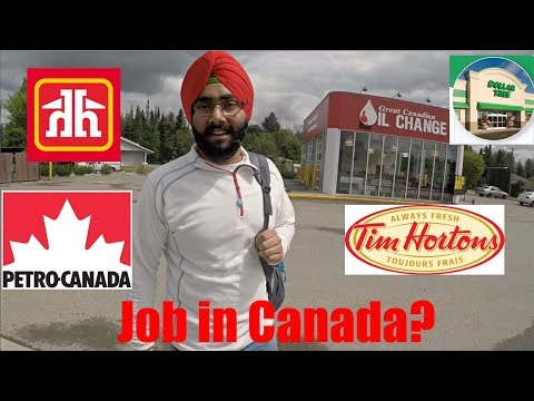 How To Find a Part Time Job In Canada?