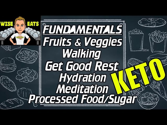 KETO Is NOT the Answer! Here's The Diet You REALLY Want to Follow - Wise Eats Podcast Clips (Ep. 13)