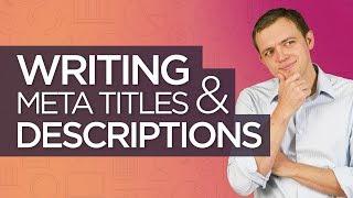 Writing Meta Title & Meta Description: SEO for Beginners Tutorial