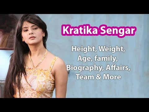 Kratika Sengar Height, Weight, Age, Salary, Net Worth, Husband And More