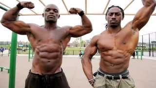 The Most Insane Bar Heavyweight Workout!!! - Prophecy Workout & Supreme Akeem - Part 2