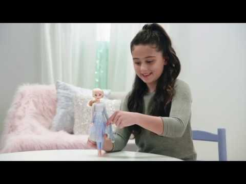 Disney Frozen 2 Magical Discovery Doll - Elsa