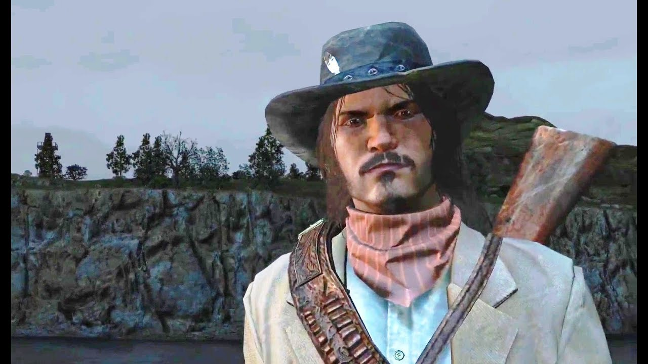 Red Dead Redemption Jack Marston Kills Edgar Ross And Avenges His