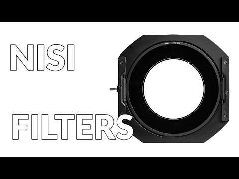 NiSi Filters for Matte Box and Big Lenses