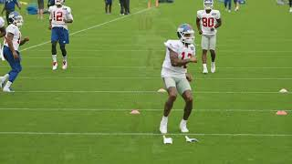 Giants\' Odell Beckham warms up to Lil Wayne