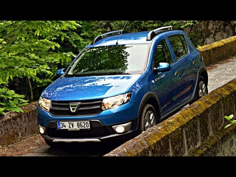test dacia sandero easy r youtube. Black Bedroom Furniture Sets. Home Design Ideas