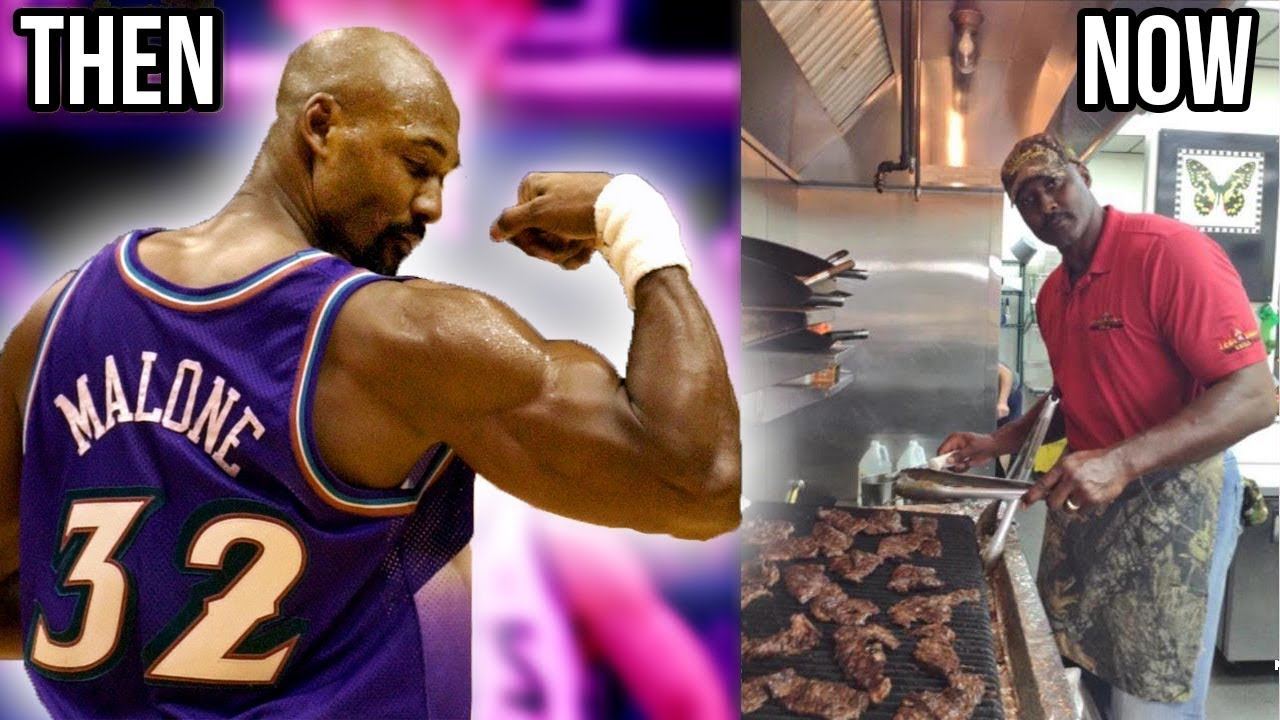 'Court of Dreams:' Dozens of basketball legends to visit ...  Karl Malone Arms