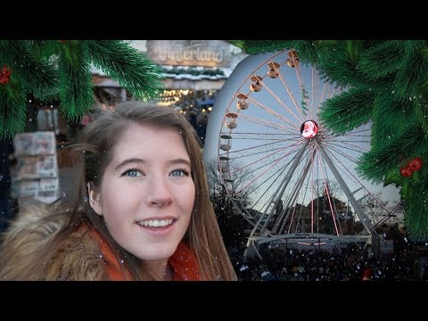 THE BIGGEST CHRISTMAS MARKET IN OSLO