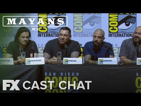 Mayans M.C. | Season 1: Opportunity Comic-Con Cast Chat | FX