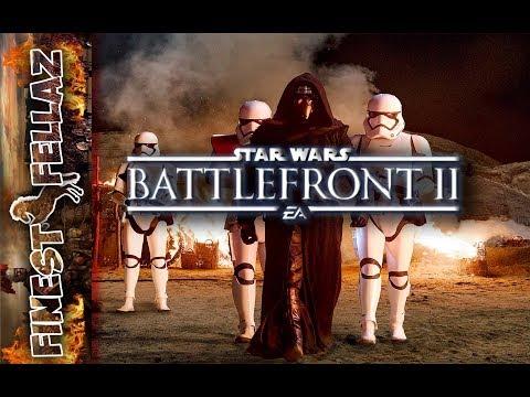 Star Wars Battlefront: Energy Credits Grind ! (PS4)