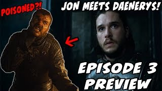 Euron Got POISONED?! Game Of Thrones Season 7 Episode 3 Preview BREAKDOWN/Analysis