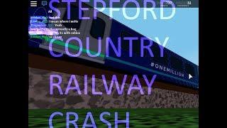 ROBLOX TRAIN CRASH (SCR)