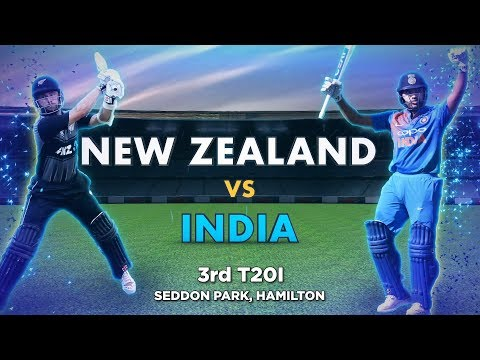 Cricbuzz LIVE: NZ v IND, 3rd T20I, Pre-match show