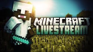 Minecraft PVP & Painters Guild | Livestream