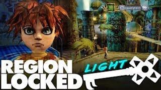 The 3D Platformer America Never Got: Evil Twin - Region Locked Light Feat. Greg