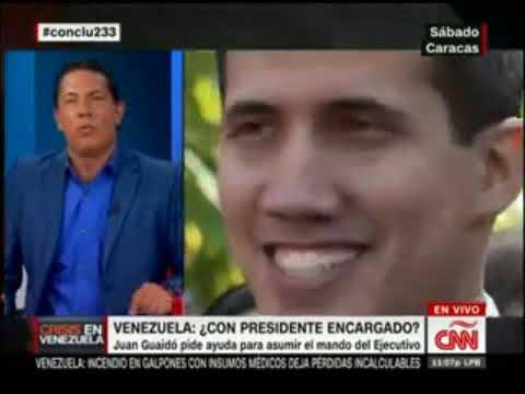 GUAIDO ES Presidente Interino! Análisis de Diego Arria, Pedro M. Burelli y José V. Haro #conclu233