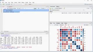 ذكاء الأعمال: إنشاء R مخصص تصورات Power BI