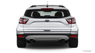 2018 Ford Escape Car Specifications and Price car magazine