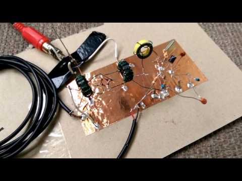 Homebrew RTL-SDR upconverter: physical construction