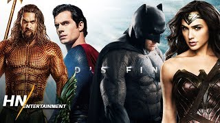 The Past, Present, & Future of the DCEU & DC Films