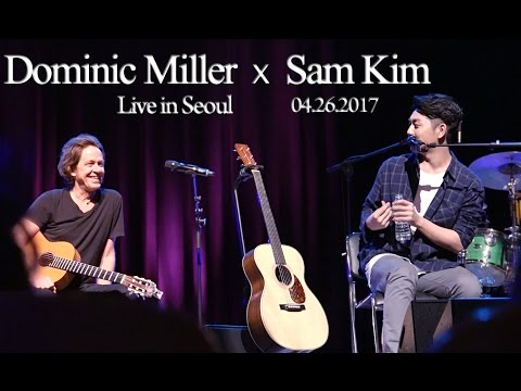 [Dominic Miller _  samkim ]-shape of my heart, englishman in new york