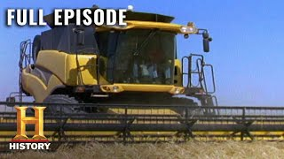 Modern Marvels: Harvesting Technology Feeds the World (S11, E49) | Full Episode | History