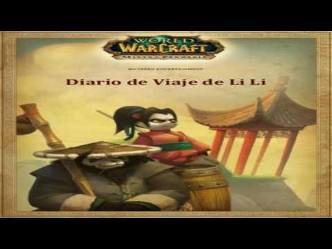 DIARIO DE VIAJE DE LI LI (audiolibro)