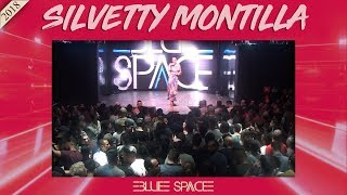 Blue Space Oficial - Silvetty Montilla - 13.10.18