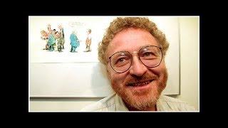 Den ikoniske satiretegner Roald Als fylder 70 år
