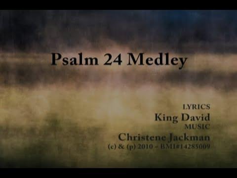 Psalm 24 Medley, Christene Jackman, Hebrew & English, Messianic Music
