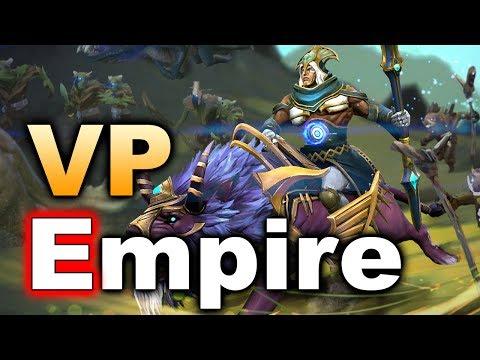 VP vs EMPIRE - The Summit 7 LAN DOTA 2
