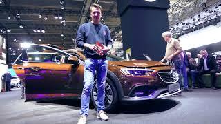 Opel Grandland X │Insignia GSi │ Vivaro 2018 (deutsch) IAA 2017