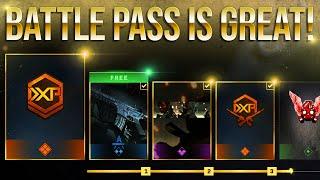 UNPOPULAR OPINION: Modern Warfare Battle Pass Is Great!