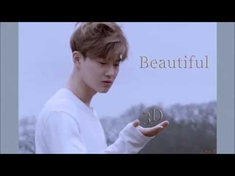 EXO-K - Beautiful [3D Audio]